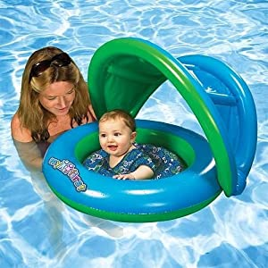 Sun Smart Grow with Me 2-in-1 Sun Shade Baby Boat and Swim Trainer for Boys  sc 1 st  Amazon.com & Amazon.com: Sun Smart Grow with Me 2-in-1 Sun Shade Baby Boat and ...