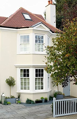 Dulux Weather Shield Textured Masonry Paint 5 L Jasmine White