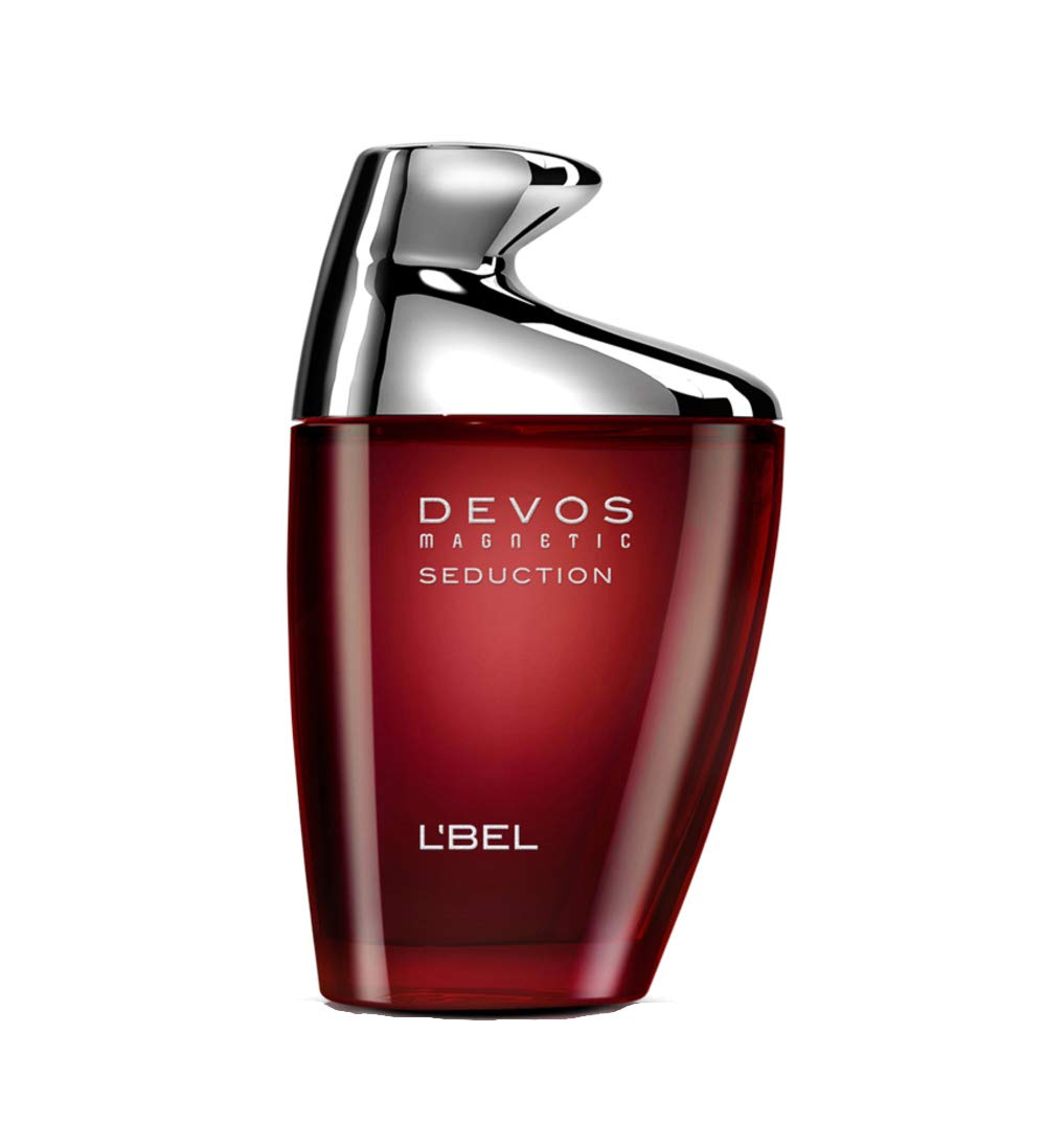 DEVOS MAGNETIC SEDUCTION by L'Bel Cologne EAU DE TOILETTE Pour Homme fragrance 3.4 Oz (3.4 Oz)