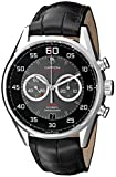 TAG Heuer Men's CAR2B10.FC6235 Carrera Analog Display Swiss Automatic Black Watch