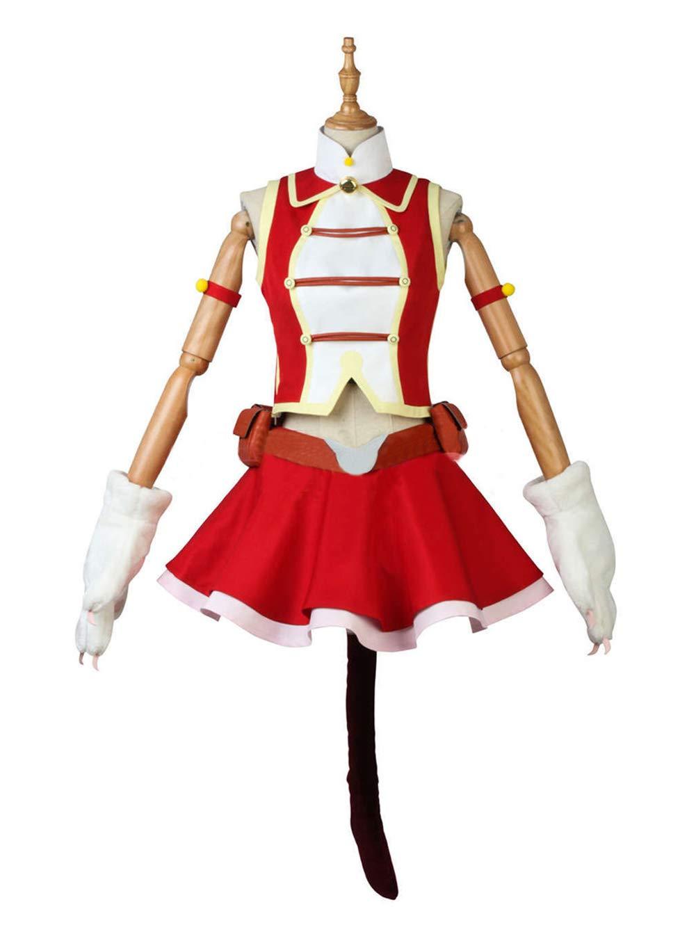 IrukaCOS【即納品】COSPLAY 僕のヒーローアカデミア マンダレイ コスプレ衣装 ハロウィン クリスマス 変装(XL) XL  B07JL48LR2