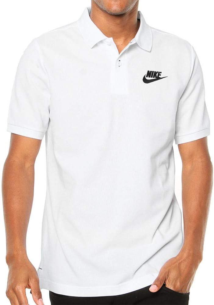 Nike M NSW SS Matchup JSY Polo de Manga Corta de Tenis, Hombre ...