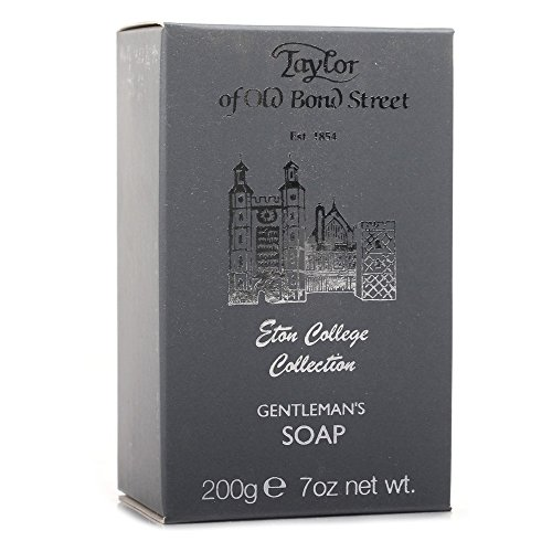 Price comparison product image Eton College Bath Soap 200g soap bar by Taylor of Old Bond Street
