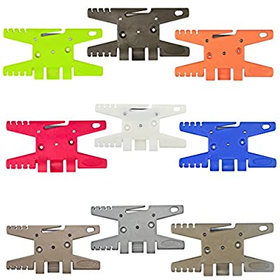 Paracord Planet Spool Tool - Holds up to 100 Feet of Paracord - Perfect for your Survival and Bug Out Bags and Crafting Tools and Holder All in one from PARACORD PLANET