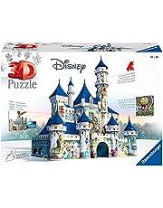Ravensburger Disney Kasteel - 3D puzzel - 216 stukjes