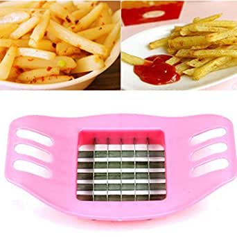 Ceny Potato Cutter Kitchen Tools Gadgets Stainless Steel Convenience Chopper