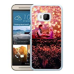 Fashionable And Unique Designed Case For HTC ONE M9 Phone Case With Disney Tangled White