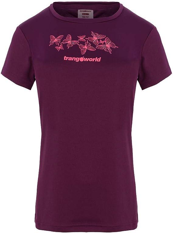 TRANGOWORLD Taya Camiseta Mujer