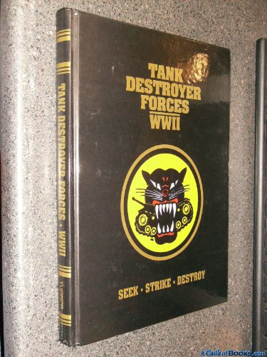 Wwii Destroyer (Tank Destroyer Forces of WWII)