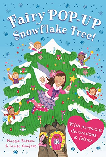 Treetop Fairies: Pop-Up Fairy Snowflake Tree