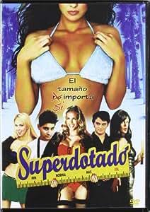 Superdotado, el tamaño sí importa [DVD]