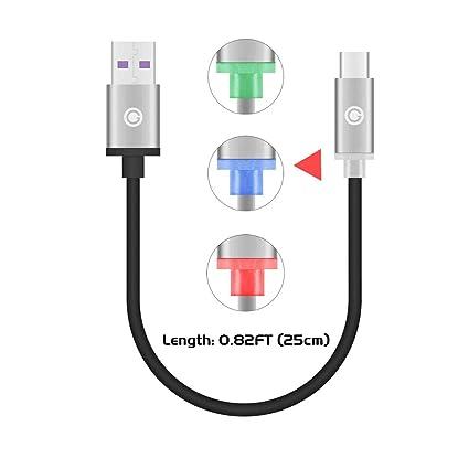 Amazon.com: Geekria - Cable de carga tipo C, cargador rápido ...