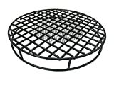 "Cheap Walden Fire Pit Grate Round 29.5"" Diameter Premium Heavy Duty Steel Grate with Ember Catcher for Outdoor Fire Pits"