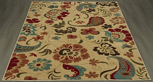 Sweethome Stores SH1262-5X7 Sweethome Area Rugs