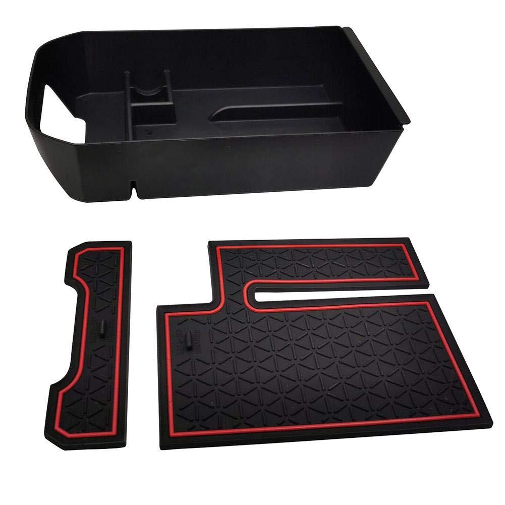 runnerequipment /Central Armrest Organizer Central Storage Box per RAV4