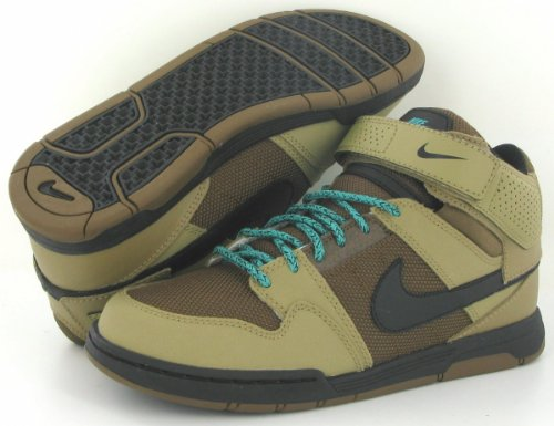 Nike Mogan Mid 2 Junior WS filbert black dark khaki black size 37,5