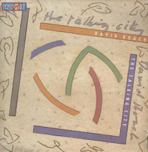 Talking City LP (Vinyl Album) US Pastels 1985