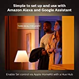 Philips Hue White Ambiance 2-Pack BR30 LED Smart