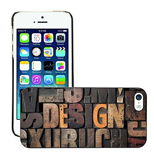 Premio Sottile Slim Cassa Custodia Case Cover Shell // V00002098 Conception // Apple iPhone 5 5S 5G