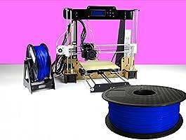 Filamento de impresora 3D, 1,75 mm, 10 m, cada carrete mide 91,44 ...