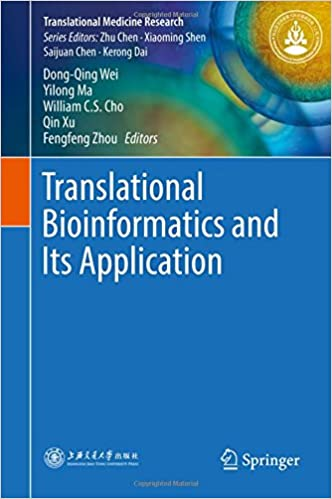 Translational Bioinformatics and Its Application (Translational Medicine Research)