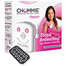 Chummie Premium Bedwetting Alarm for Deep Sleepers - Award Winning, Clinically Proven System with Loud Sounds, Bright Lights and Strong Vibrations, Pink