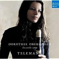 Telemann: Works for Recorder [Importado]