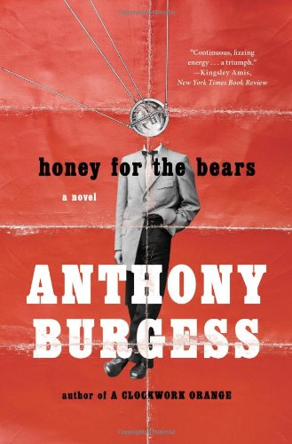 Book cover for Honey for the Bears