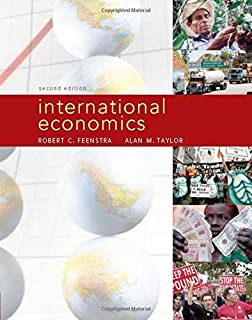 International economics robert c feenstra 9781429278423 amazon customers who viewed this item also viewed fandeluxe Choice Image