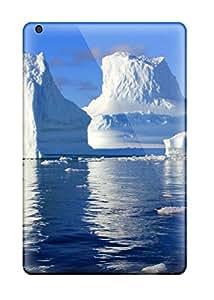 Unique Design Ipad Mini 2 Durable Tpu Case Cover Ice Berg 5465745J91860916