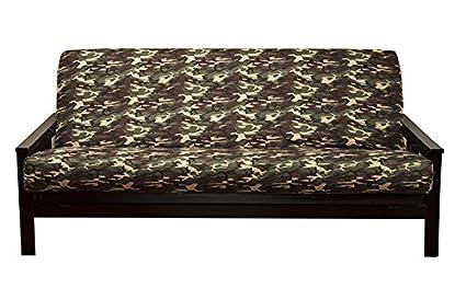 galaxy camo futon cover full size amazon    galaxy camo futon cover full size  home  u0026 kitchen  rh   amazon