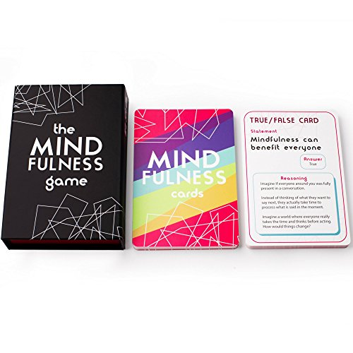 Mindfulness Therapy Games: Social Skills Game That Teaches Mindfulness for Kids, Teens and Adults Effective for Self…
