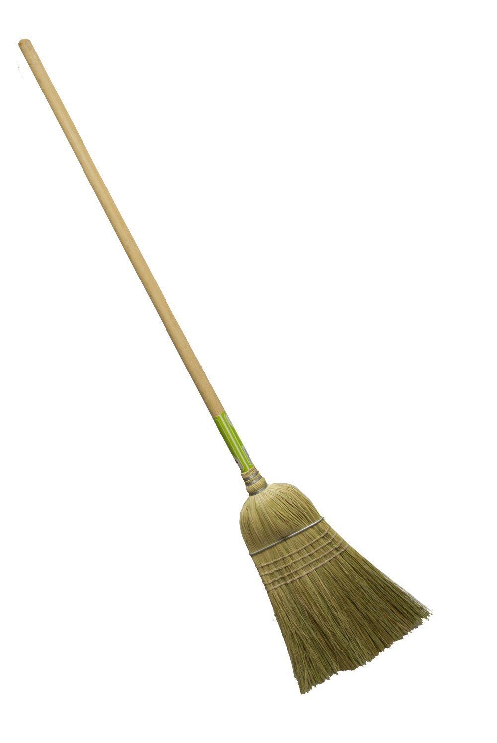 Magnolia Brush 15032-Boxed Corn/Fibre Warehouse Broom with Heavy-Duty Handle (Case of 12)