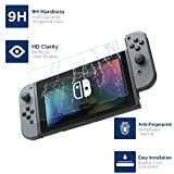 Pakesi Tempered Glass Screen Protector For Nintendo Switch