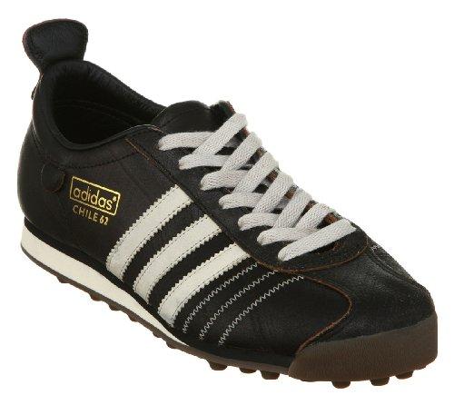 012598|Adidas Chile 62 M Black|44 23 UK 10: