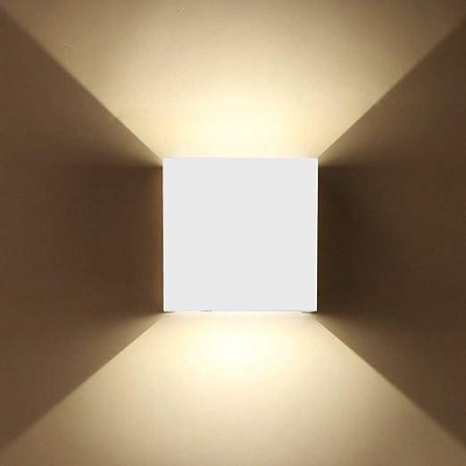lampada da parete led dimmerabile