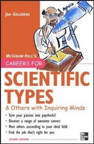 Careers for Scientific Types & Others with Inquiring Minds (Careers For Series)