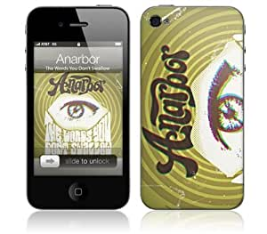 Zing Revolution MS-ANAR30133 iPhone 4- Anarbor- The Words You Don t Swallow Skin