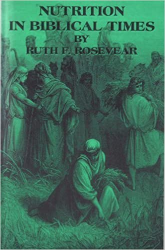 Nutrition in Biblical Times book cover
