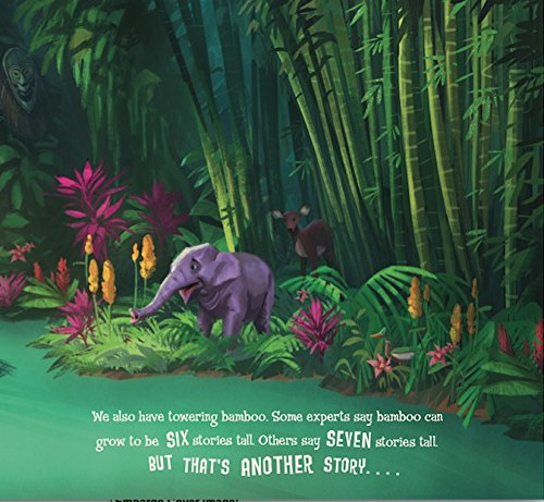 Disney Parks Presents: Jungle Cruise: Purchase Includes a CD with Narration! by Disney Press (Image #3)
