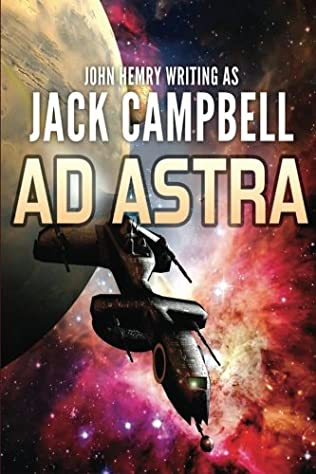 book cover of Ad Astra