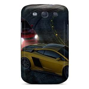 Slim New Design Hard Case For Galaxy S3 Case Cover - QZKiSnM2758xfGzB
