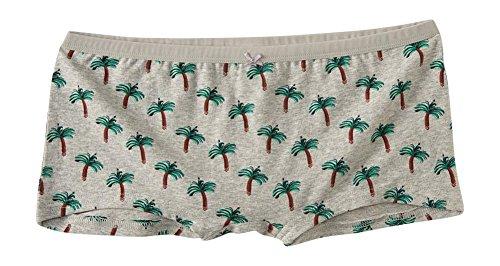 Aeropostale Womens Palm Boyshort Underwear
