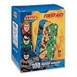 Batman Aquaman Green Lantern Bandage - First Aid Kid Supplies - 1200 Per Pack
