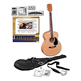 eMedia Teach Yourself Acoustic Guitar Pack (Steel-String) 6