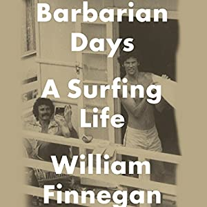 Barbarian Days Audiobook