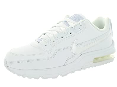 nike running shoes white air max. nike air max ltd 3 mens style: 687977-111 size: 6 running shoes white