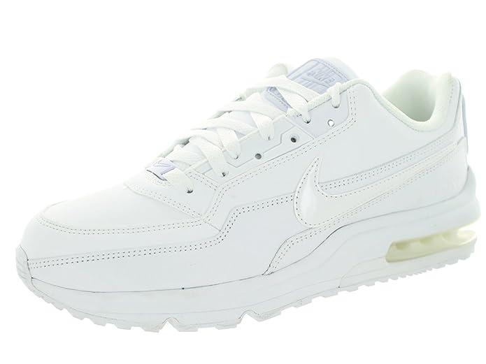 Nike Air Max Ltd 3 Sneaker Herren weiß mit weißem Streifen