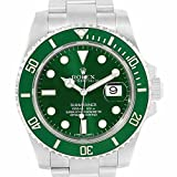 Image of Rolex Submariner automatic-self-wind mens Watch 116610LV (Certified Pre-owned)