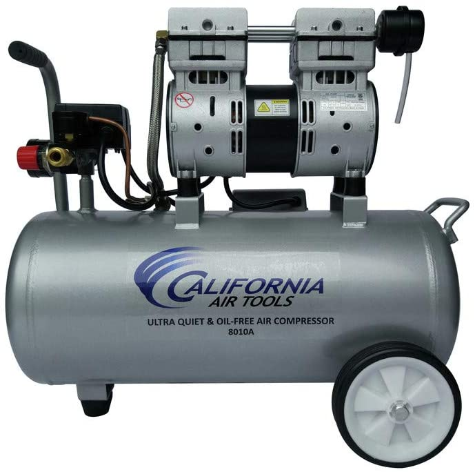 California Air Tools 8010A Ultra Quiet 1.0 HP Air Compressor